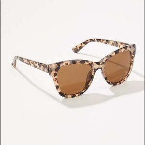 NWT Loft cat eye sunglasses